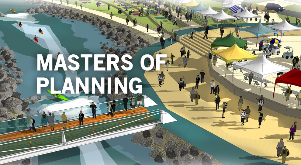 Masters of Planning